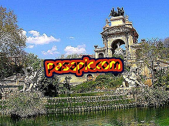 Melyek a legjobb parkok Barcelonában