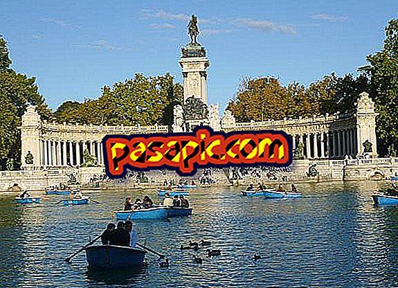 Kādi ir Madrides labākie parki