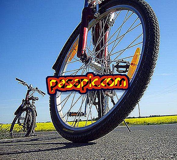 Polkupyörän valitseminen - virkistystoimintaa