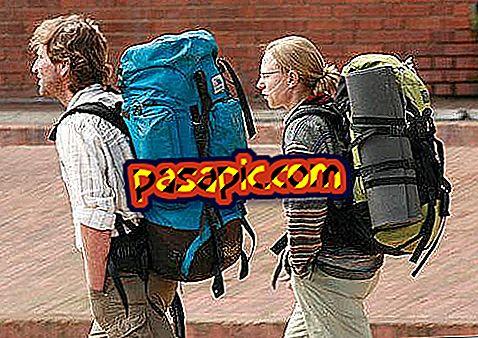 Miten valita backpacking reppu - virkistystoimintaa