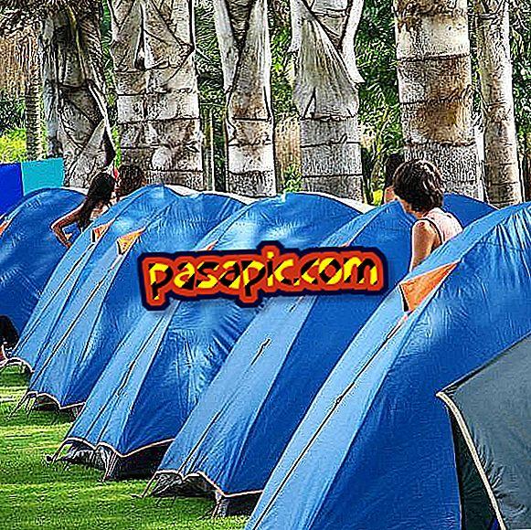 Kā montēt telti
