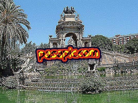 Aktiviteetit rentoutua Barcelonassa - virkistystoimintaa