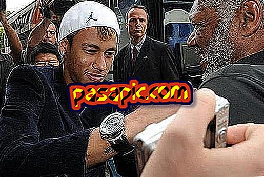 How to get Neymar's autograph - hobbies and science