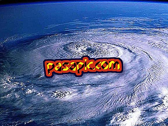 พายุเฮอริเคนเกิดขึ้นได้อย่างไร
