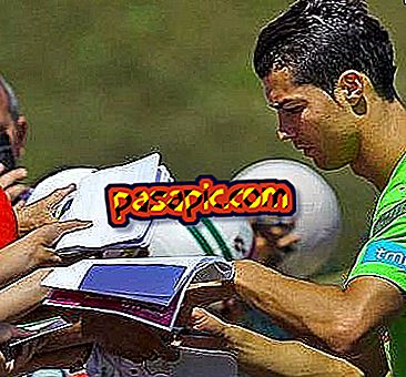 How to get Cristiano Ronaldo's autograph - hobbies and science