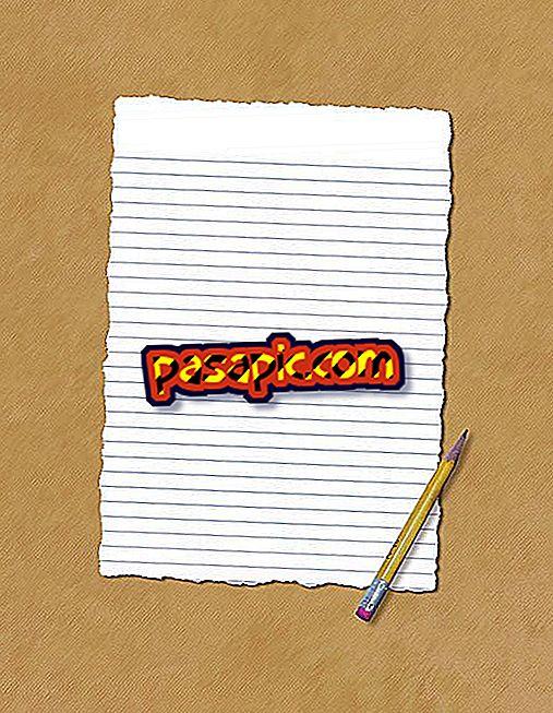 Come scrivere le note a piè di pagina in una lettera