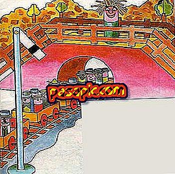 ミニチュア電車用アクセサリーの作り方