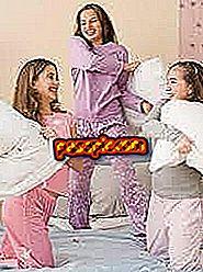 Come organizzare un pigiama party per adolescenti