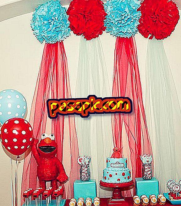 Kako napraviti party Elma