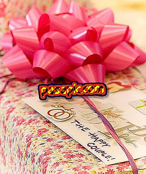 How to make the wedding list - weddings and parties