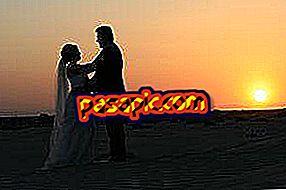 Kako ukrasiti vjenčanje na plaži