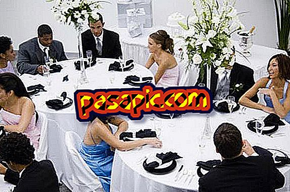 How to assign my wedding seats - weddings and parties