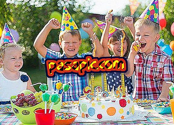 Quali antipasti servono a una festa per bambini