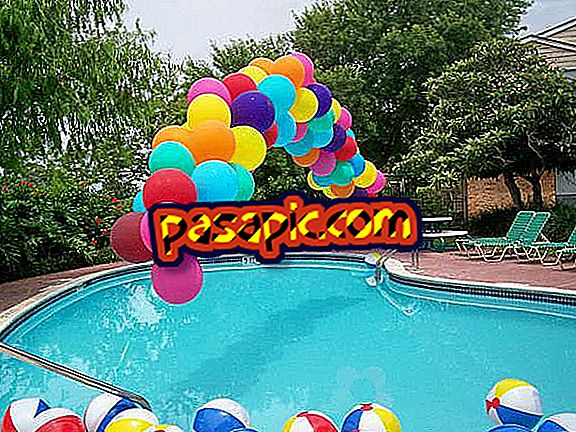 So organisieren Sie eine Poolparty