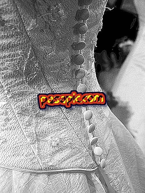 How to save the wedding dress - weddings and parties