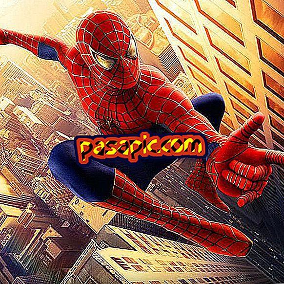 Wie man eine Spiderman-Party macht