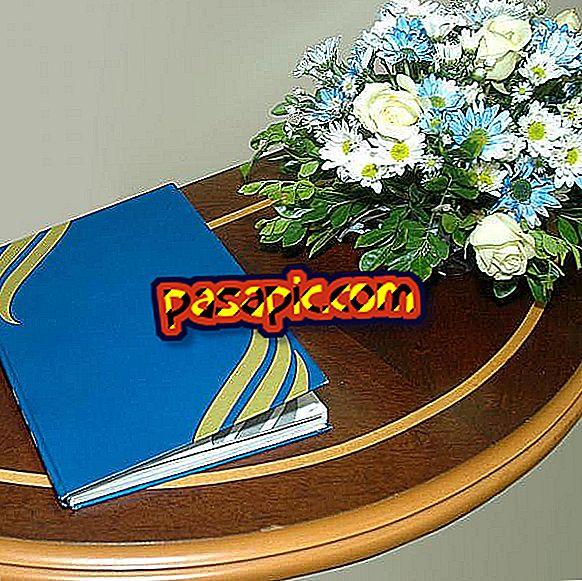 كيفية كتابة شكر وتقدير لهدايا الزفاف