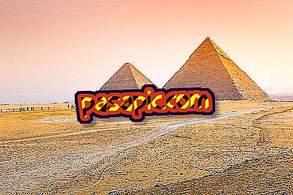 Kuidas ehitati Egiptuse püramiidid - ülikooli karjääri