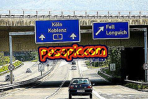 Almanya'da hız sınırları nedir