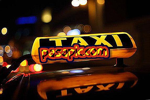 È obbligatorio usare una cintura di sicurezza in un taxi?