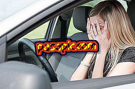 วิธีควบคุมประสาทขณะขับรถ