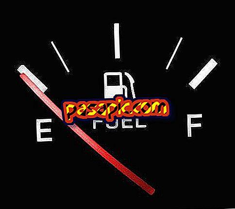 Što učiniti ako mi ponestane plina