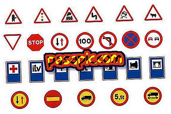 Quali sono i segnali stradali in Spagna