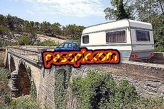 Tips til kørsel med campingvogn