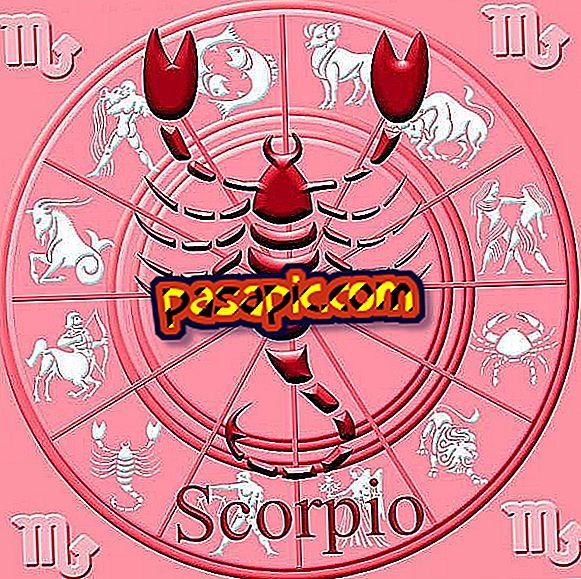 Come sono lo Scorpione
