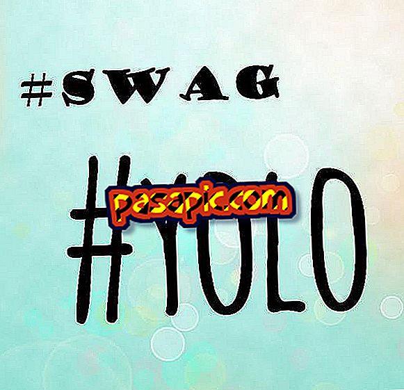 Cosa significa SWAG e YOLO?