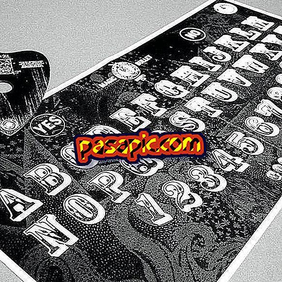 Come sbarazzarsi delle tavole Ouija - cultura e società