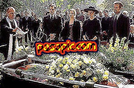 Come preparare un funerale