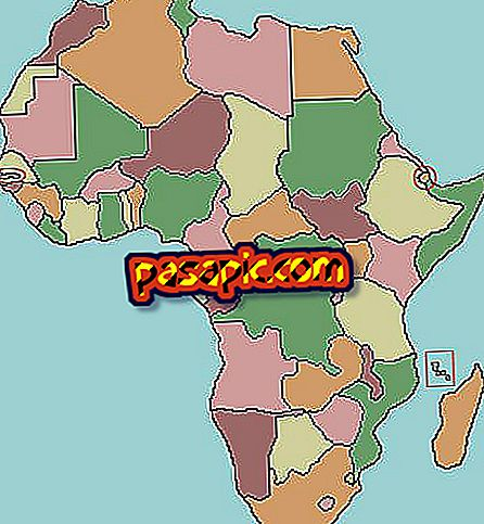 Origine della parola Africa