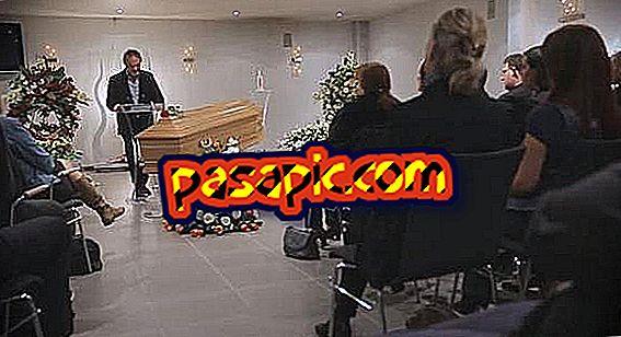 Come scrivere un discorso per un funerale - cultura e società