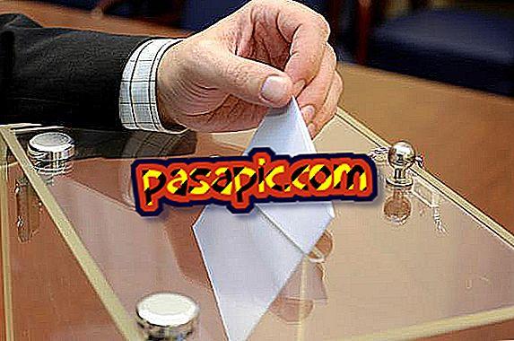 Come sapere dove devo votare in Spagna