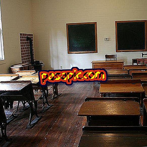 วิธีทำความสะอาดห้องของโรงเรียนชั้นเรียนและพื้นที่ส่วนกลาง