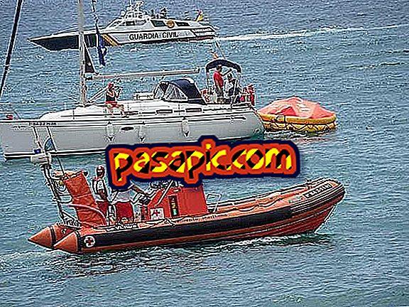 Zone obbligatorie per le attrezzature di sicurezza nautiche 5, 6, 7