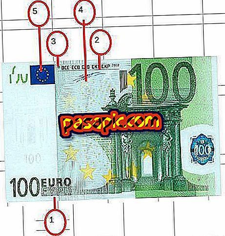 Come rilevare banconote in euro false - economia e affari