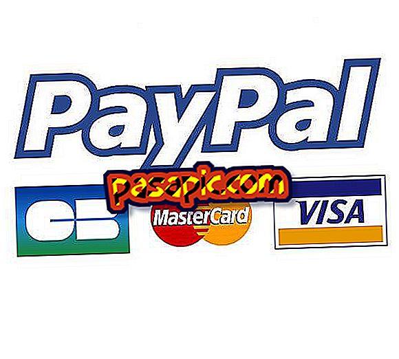So verknüpfen Sie eine Karte mit PayPal