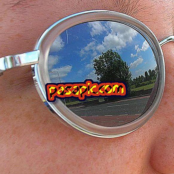Come usare gli occhiali di sicurezza