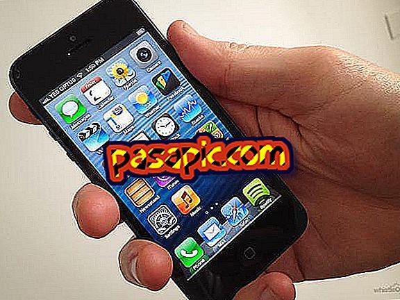 İPhone 5'imin daha hızlı gitmesi nasıl yapılır