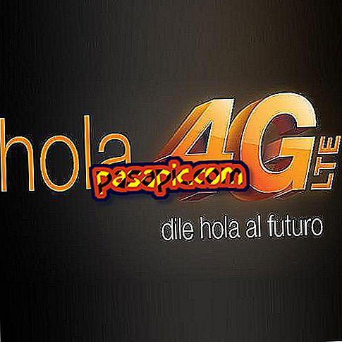 Come ottenere la connessione 4G in Spagna - elettronica