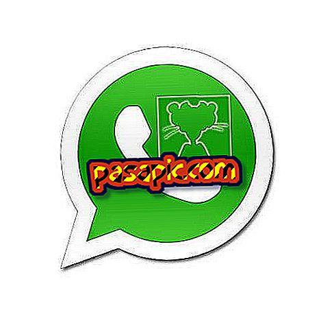 Hvordan endre profilbildet mitt for WhatsApp på iPhone