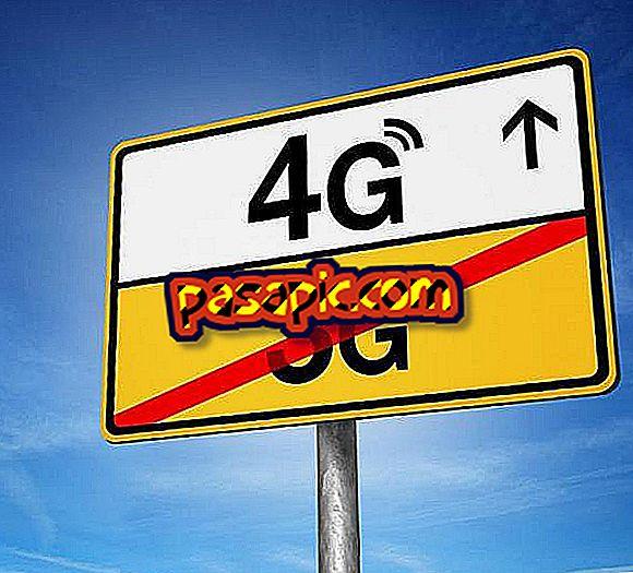 Kakšna je razlika med 3G in 4G