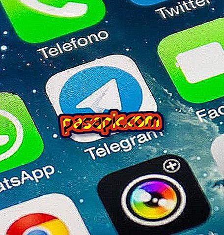 Telegrammi kontakti kustutamine
