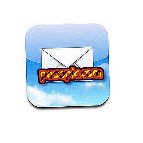 Come configurare il mio account di posta elettronica su iPhone - elettronica