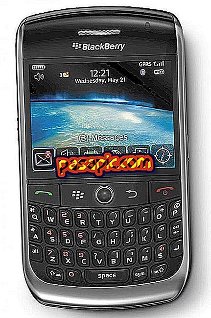 Wie schreibt man das ñ mit dem Blackberry