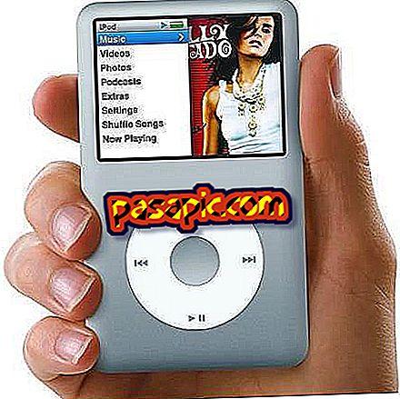 """Kaip galiu įrašyti balsą """"iPod Classic"""""""