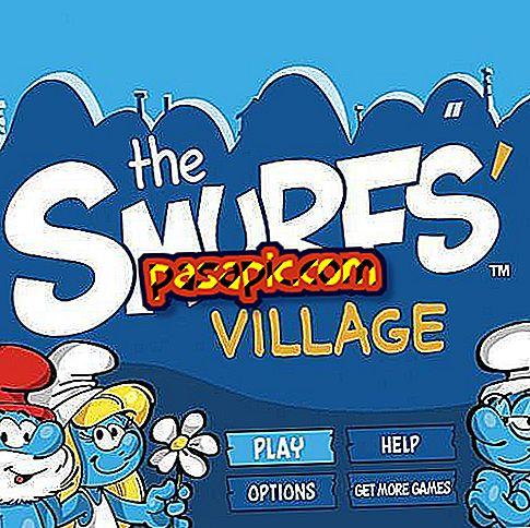 Hvordan tjene penger på The Smurfs 'Village