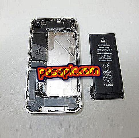 Come cambiare la batteria di un iPhone 4 - elettronica